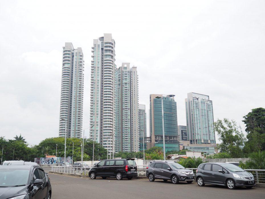 Kemang Village Towers