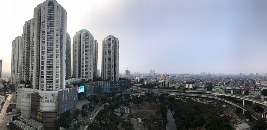 Taman Anggrek Condominium All Jakarta Apartments Reviews
