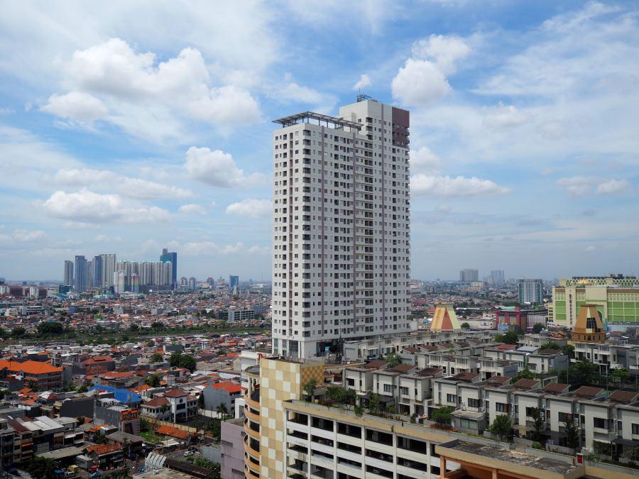 Strange Cosmo Terrace Apartments All Jakarta Apartments Reviews Interior Design Ideas Tzicisoteloinfo