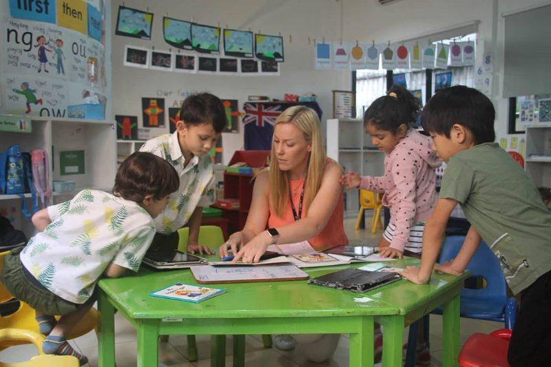 New Zealand School Jakarta